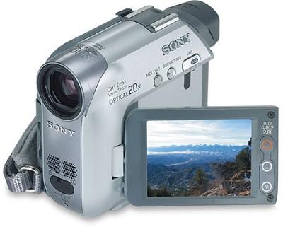 sony handycam optical 20x