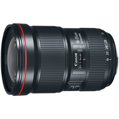 BeachCamera.com - Canon EF 16-35mm f/2.8L III USM Ultra Wide Angle ...