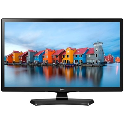 24LH4830-PU - 24-Inch Smart LED TV (2017 Model)