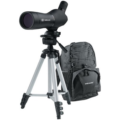 Meade 20 60x60 Spotting Scope With Backpack
