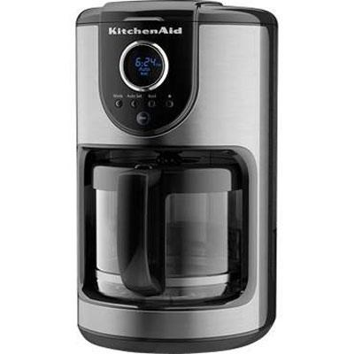 Review Kitchen Aid Glass Carafe Coffee Maker
