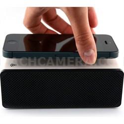 DropNplay Wireless Speaker - White - OPEN BOX