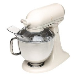 KSM150PS Artisan Series 5-Quart 325 Watt Mixer, Almond Cream