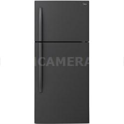 18 Cu.Ft. Top Mount Freezer Refrigerator - WHD-663FWEB1