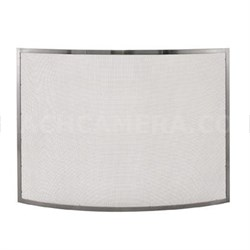 UF Curved Pewter Screen
