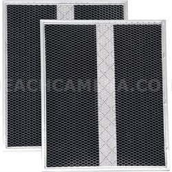 "Charcoal Replacement Filter for 42"" wide QS Series Range Hood - BPSF42"