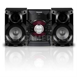 MAX DJ Jukebox Stereo System (SC-AKX18) - Open Box