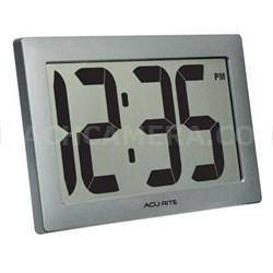 "AcuRite Digital Clock 9.5"" LCD"