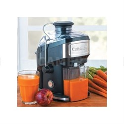 CJE-500BW Compact Juice Extractor bundle with Smoothie Bible (Paperback)