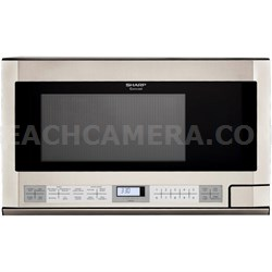 1.5 Cu.Ft. 1100W Over-the-Counter Microwave - R1214T