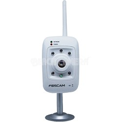 FI8909W-NA Mini Wireless IP Camera - White