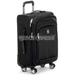 Helium Ultimate Carry-On Expandable Spinner Suiter Trolley (Black) - 22944BK