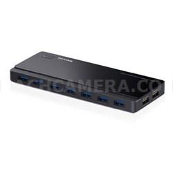 USB 3.0 7-Port Hub with 2 Charging Ports - UH720