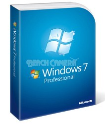 Windows 7 Professional Full - FQC-00129