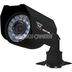 400+ TVL Camera with 60ft of cable, Night Vision up to 45ft