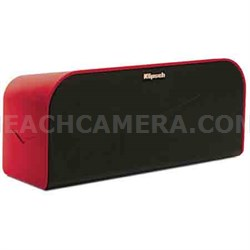 Music Center KMC 1 Portable Speaker System - Red - REFURBISHED