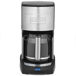 DCC-3650FR Extreme Brew 12-Cup Coffee Maker, Silver - Certified Refurbished