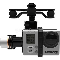 Zenmuse H3-3D GoPro Hero 3/4 - 3 Axis Brushless Motor Gimbal for Phantom