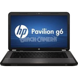 "Pavilion 15.6"" g6-2031nr Notebook PC - Intel Core i3-2350M Processor"