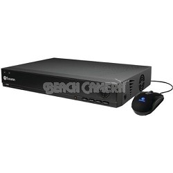 DVR8-1000 D1 8 Channel Digital Video Recorder with 500GB HDD - SWDVR-81000H