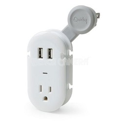 Portable Power Supply, USB and AC Contort Power PCON2-WH01