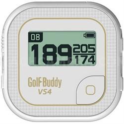VS4 Golf GPS - White/Gold (GB7-VS4-WHEGOD)