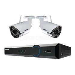 4-Channel ECO Blackbox3 DVR with 500GB HDD & 2 x Wireless Cameras