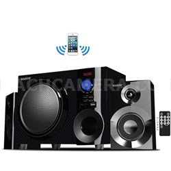 BT-210FD Wireless Bluetooth Stereo Audio Speaker with Powerful Sound
