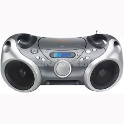 Portable CD/MP3 Boombox (MP3142) - OPEN BOX