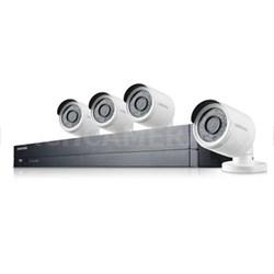 1080P 4 x4 AIO Security Kit - OPEN BOX
