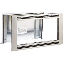 30'' Microwave Trim Kit in Stainless Steel - MWTK30KF