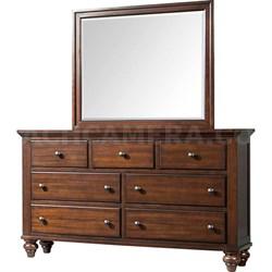 Newport Storage Seven Drawer Dressers - 98110DR-CH