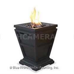 UF LP Gas Column Firepit Small