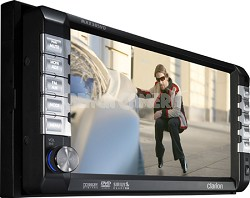 2-DIN DVD Multimedia Station With 6.5-Inch Touch Panel Control
