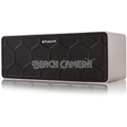 PBT555 Portable Bluetooth Speaker with Built-In Microphone - Silver