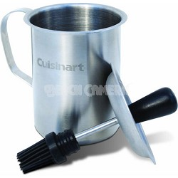 CBP-116 Sauce Pot and Basting Brush Set
