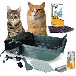 Smart Scoop Intelligent Bluetooth Litter Box (1400013324) + Filters and Bags Kit