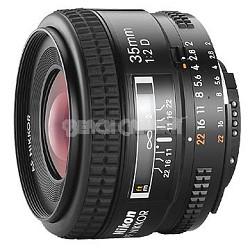 35mm F/2D AF Nikkor Lens - OPEN BOX