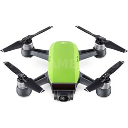 CP.PT.000734 SPARK Intelligent Portable Mini Quadcopter Drone - Meadow Green