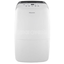 DH-70K1SDLE Energy Star 2-Speed Dehumidifier, 70-Pint