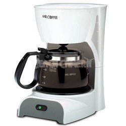 DR4MC 4-Cup Coffeemaker - White