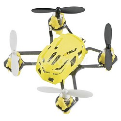 Proto X Nano R/C Quadcopter, Yellow