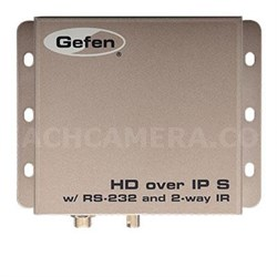 HDMI over IP with RS-232 and Bi-Directional IR Sender - EXT-HD2IRS-LAN-TX