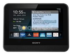 HID-C10 Dash Information Alarm Clock