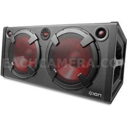 Road Warrior - 500-Watt Rechargeable Bluetooth Speaker System IPA27-Refurbished