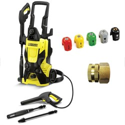 K4 X-Series 1900 PSI Electric Pressure Washer Accessory Bundle