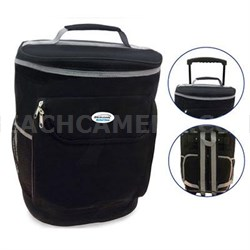 Cooler Bag wWheels Black