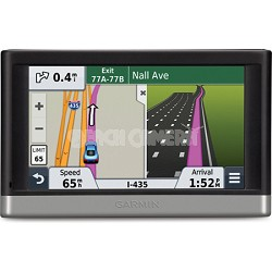 "nuvi 2497LMT 4.3"" GPS Navigation System with Lifetime Maps and Traffic Updates"