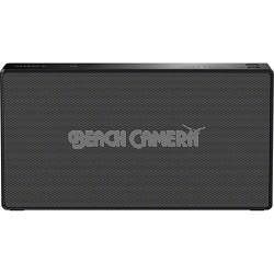 SRSX5 Portable NFC Bluetooth Wireless Speaker System - Black - OPEN BOX