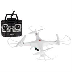 DRC-120 Camera Aerial Quadcopter Drone with Camera - White